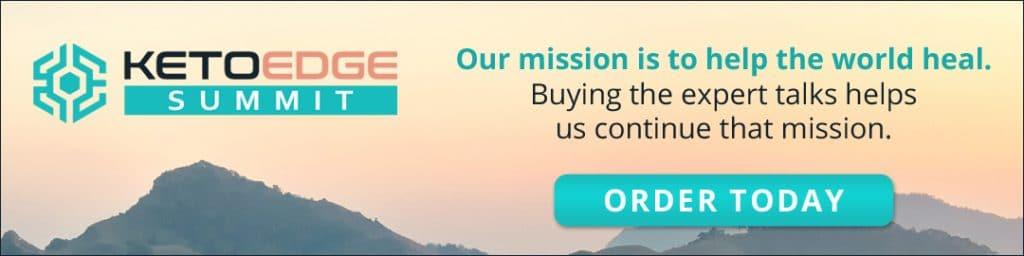 Order the Keto Edge Summit