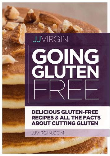 Going Gluten Free Cookbook