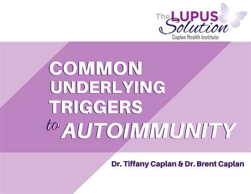 Infographic for Autoimmunity Triggers