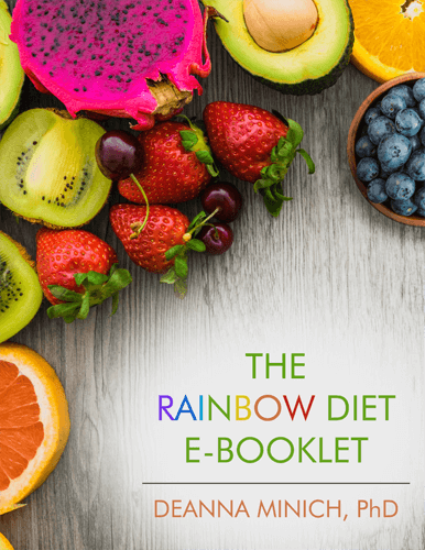 The Rainbow Diet health guide