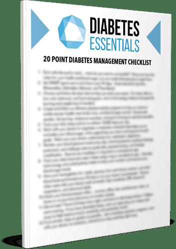 20-Point Diabetes Management eCheatsheet