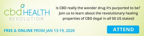 Attend the CBD Health Revolution