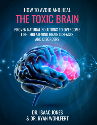 How to Avoid & Heal THE TOXIC BRAIN cover
