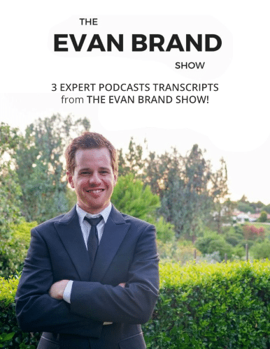 Image Evan Brand Podcast Transcripts