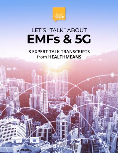 """Image """"Let's Talk about EMFs & 5G"""" transcript"""