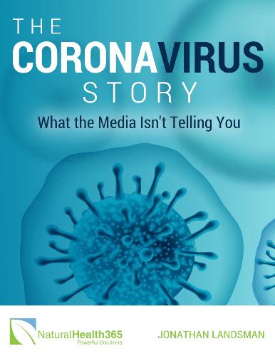 """Image """"The CoronaVirus Story"""" ebook"""
